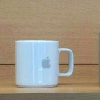 全球限量apple馬克杯(白色)