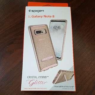 BN Note 8 Spigen case