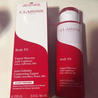 *reduced* Clarins Body Fit
