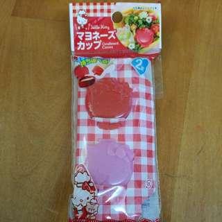 購自日本 Kitty醬油盒仔 Condiment Case