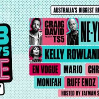 Rnb Fridays - sydney friday show x2 tickets