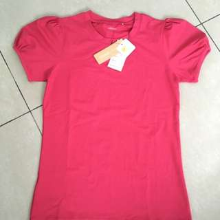 Voyya pink shirt