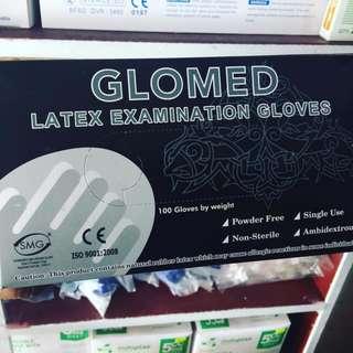 Clean Gloves ( Latex )
