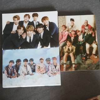 BTS ~ GROUP NOTEBOOK ~ READY STOCK