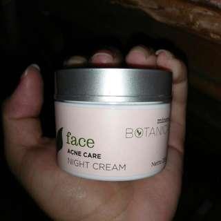 Botanica Night Cream