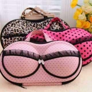 Women's Travel Bra Protective Organiser   Underwear Lingerie Bra Bag