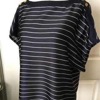 NWOT RALPH LAUREN NAUTICAL TOP - M