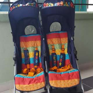 Cosatto Supa Dupa Go Stroller -rev Up