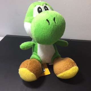 Super Mario Bros Yoshi Toy Plush