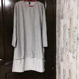 TAIWAN FISHTAIL DRESS