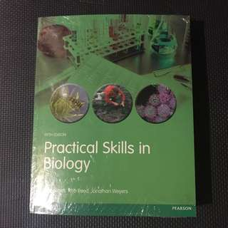 Practical Skills in Biology (5th edition)