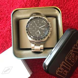 Fossil watch for men CH3026