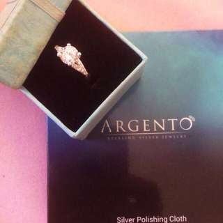 Repriced!!! Majestic Engagement Ring
