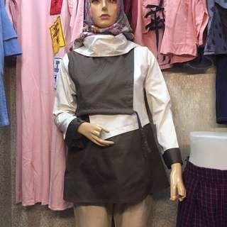 blouse kombi cotton