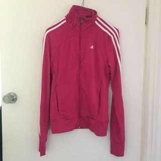 Adidas Pink Jacket Size XS