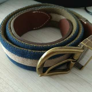 Men's Belts Massimo Dutti Made in Spain
