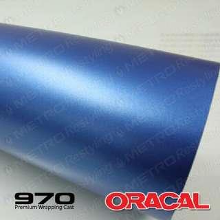 Oracal 970 Matte Blue