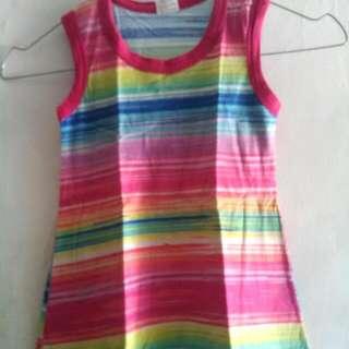Dress Rainbow Uk 1-2y