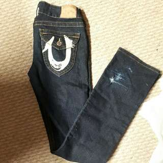 True Religions Jeans- size 28