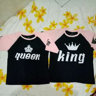Couple Queen & King