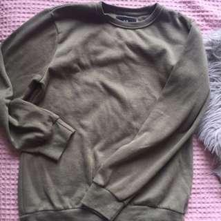 Khaki jumper S