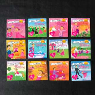 💥 12 Book Set- Phonics With Pinkalicious