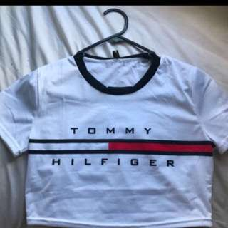 Tommy Hilfiger crop tops