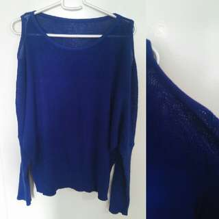 """Knitted """"Bakuna"""" Top"""