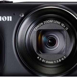 CANON SX600 HD