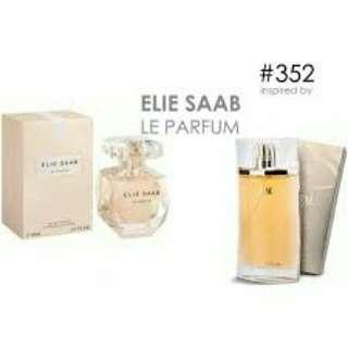Parfum FM 352 Inspired By Elie Saab Le Parfum