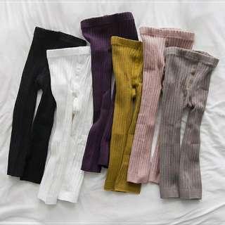 [NEW] Baby Legging Pantyhose Cotton