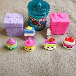 Shopkins Etc
