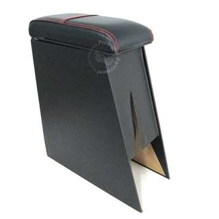 PERODUA MYVI LAGI BEST / ICON PVC CARARMREST CONSOLE STORAGE BOX
