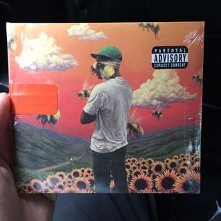Scum Fuck Flower Boy - Tyler the Creator BRAND NEW SEALED ALBUM