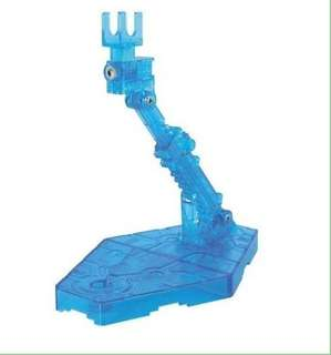 Gundam Action Base 2 (Clear Aqua Blue)