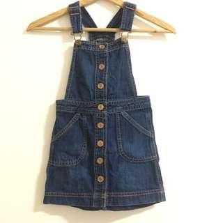 Gap 女童吊帶裙