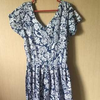 Dress Semata Kaki