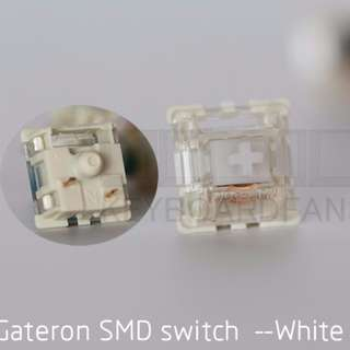 Gateron Clear Switches