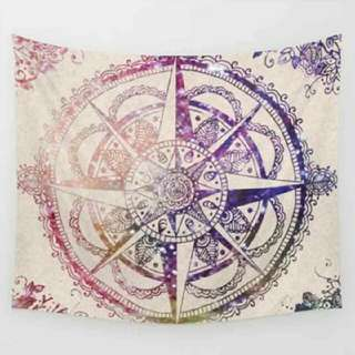 [INCLUDE POSTAGE] Tapestry Wall Hanging Mandala Throw Hippie Bedspread