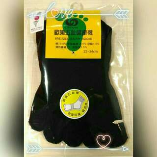 🚚 【智美精品屋】女五指襪 踝襪 棉襪 棉短襪