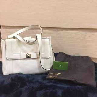 Kate Spade Cream Bag (Authentic)