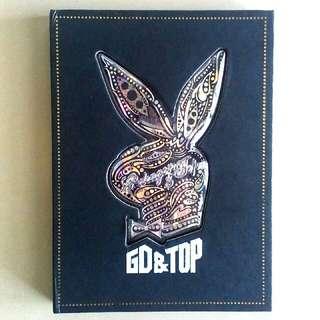 GD&TOP HIGH HIGH ALBUM SILVER VER.