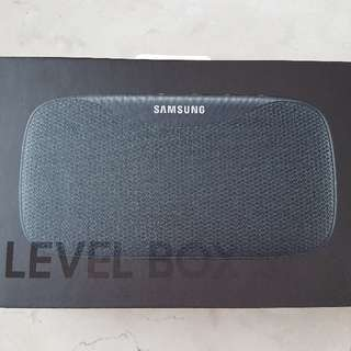 Samsung LeveL Box slim portable speaker