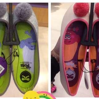 TLTSN Trolls Flatshoes