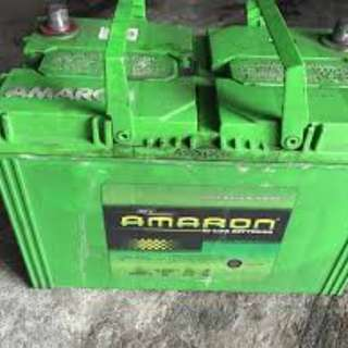 Amaron Used/Old battery