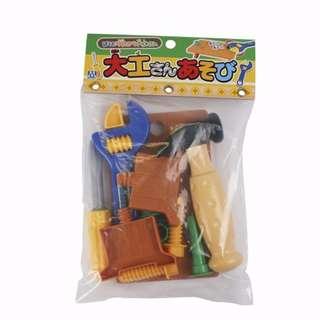 特價$45 全新原裝正版 日本版 小童學習工具箱物具套裝玩具