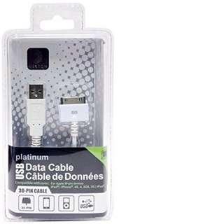 Apple iPod用 USB 線 MA591  (包本地平郵)