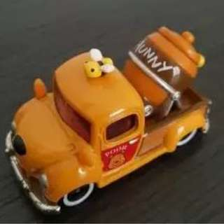 Tomica Disney Sea Winnie the Pooh Collection Car