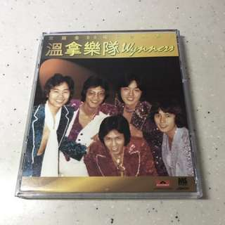 CD : 温拿 wynness ( Polydor Denon Made in Japan )