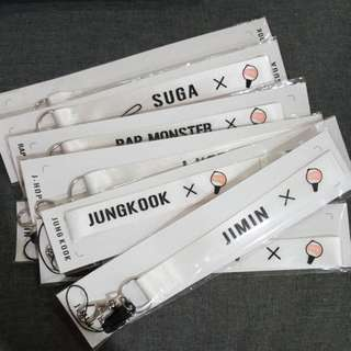 BTS ~ ARMY PHONE STRIP ~ READY STOCK